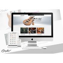 Promoção Especial De Site E Seo- Com Painel De Gerenciamento