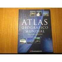 Livro Atlas Geográfico Mundial *promoção