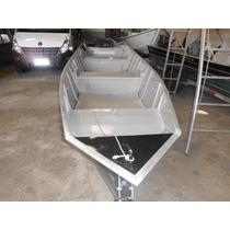 Barco Tucunare 600 (apolo) Novo De Aluminio