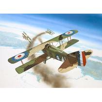 Modelo Plane - Revell 1:72 Spad Xiii C-1 Britânico Lutador
