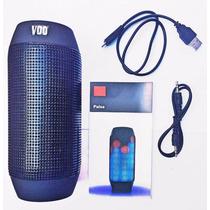 Caixa De Som Portatil - Usb - Bluetooth