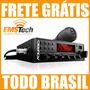 Rádio Px Aquário 80 Canais Rp-80 Homologado Pela Anatel