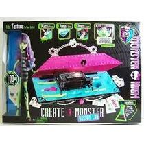 Monster High Laboratorio Crie Seu Monstro 1 No Brasil