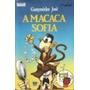 Livro A Macaca Sofia Ganymédes José