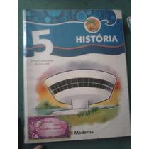 Livro De História Projeto Buriti 5