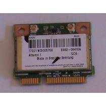 Placa Wifi Atheros Ba92 - 07233a Notebook Samsung