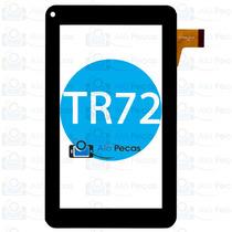 Tela Touch Tablet Cce Tr72 Motion Original - Pronta Entrega