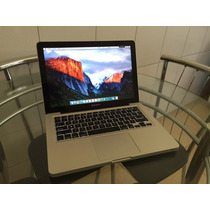 Macbook Pro 13 Late 2011 - I5 2.4ghz - 8gb Ram - 500gb Hd