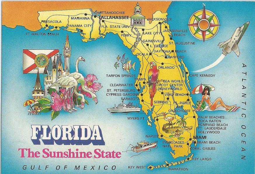 Mapa Da Florida Images Reverse Search - Mapa florida usa