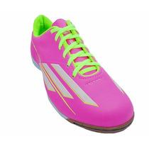 Chuteira Futsal Adidas Adizero Salão F50 + Frete Grátis + Nf