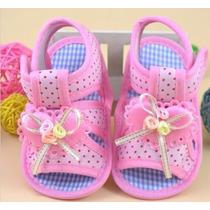 Sapato Sapatinho Bebê Infantil Criança Menina+brinde Surpres