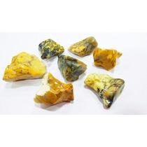 Pedra P/ Colecionador - Opala Dendrítica Natural Polida 3cm