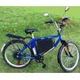 Bicicleta Elétrica Wind Bikes Modelo Work 1000 W 48 V 12 Ah