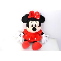 Pelúcia Minnie Vermelha Faça A Festa Das Crianças