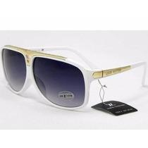 Óculos De Sol Louis Vuitton Evidence +flanela+frete Grátis!!