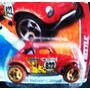Hw Baja Beetle Thrill Racers 2011 Cartela Longa Não $uper