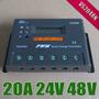 Controlador De Carga Epsolar Vs2048n 20a 12 24 48 Volts Auto