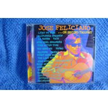 Jose Feliciano...on Second Thought - Cd Nacional, Duplo