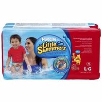 Fralda Descartável Huggies Little Swimmers Piscina G 40 Und