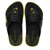 Chinelo Masculino Kenner Level One Highlight - Pto/amarelo
