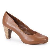 Sapato Scarpin Feminino Bottero - Caramelo