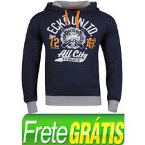 Casaco Moleton Ecko Unltd Original C/etiqueta Frete Gratis