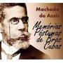 Livro Memorias Póstumas De Brás Cubas+ Frete Gratis
