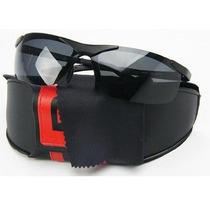 Óculos De Sol Polarizado Police 100% Uva/uvb Masculino