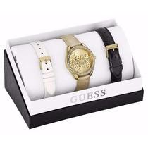 Relógio Guess 3 Pulseiras W0201l3