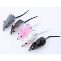 Isca Artificial Rato Para Traíras Anti Enrosco 6cm 15g