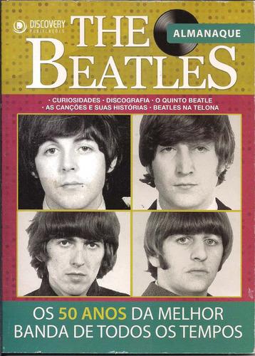 Almanaque The Beatles Os 50 Anos Da Melhor Banda De Todos