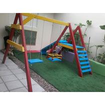 Projeto (passo A Passo) Parquinho Play Junior