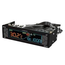 Controlador De Cooler 4 Fan Para Pc Temperatura Velocidade