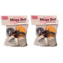 Refil Lixa Para Pedicuro Elétrico Mega Bell - 24 Lixas