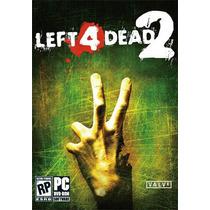 Left 4 Dead 2 - Original Pc - Pronta Entrega Steam