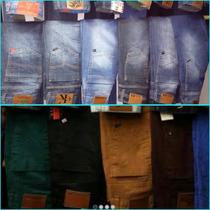 Calça Jeans Manculina Kit C/3 Unidades