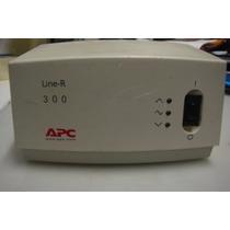 Estabilizador Apc Line-r 300 Funcionando 100%