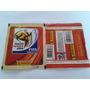 Envelopes Copa 2010 - Africa Do Sul - Dourado Brilhante