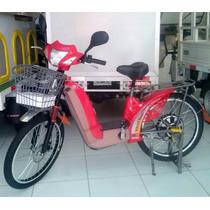 Bike Elétrica Eco 350w Sousabike 2015.