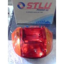 Lanterna Traseira Honda Biz 100/ Pop 100 Stlu Importada