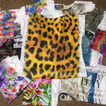 Blusas Femininas Atacado Preço Baixo Lote 20 Peças Barato