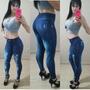 Calça Legging Jeans Feminina Sublimada ( Foto Original )
