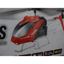 J Helicoptero Controle Remoto Pegasus - Prod Nacionalizado