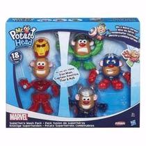 Mr Potato Head Mashup C/ 4 Marvel - Hasbro Ref. B3458