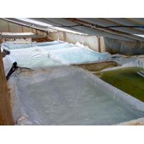 Lona Lago Tanque Peixe Criação Manta Impermeável 20x20