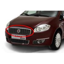 Grade Radiador Superior Fiat Linea Completa 09 - 12