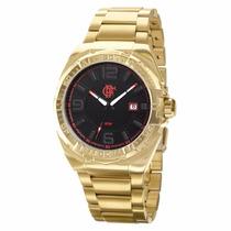 Relógio Technos Masculino Flamengo Oficial Fla2315ac/4p