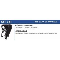 Kit Capa Correia Dentada Palio Weekend 1.6 16v 1996 À 2000