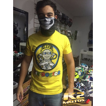 Camisa Motociclismo, The Doctor Valentino Rossi,vr46, Doutor