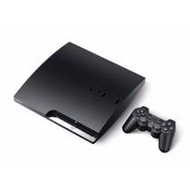 Playstation 3 Destravado 500 Gb - Desbloqueado + 20 Jogos Hd